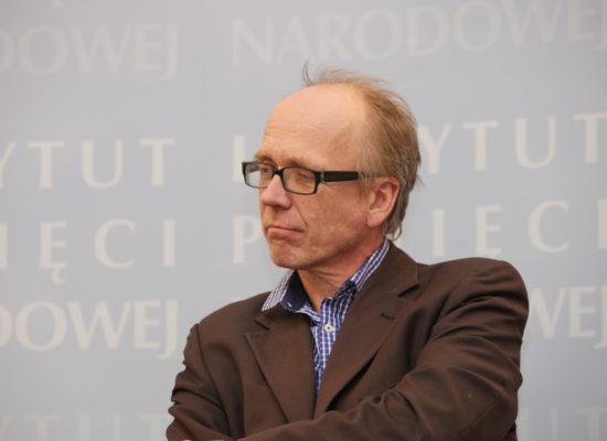 Professor Piotr Madajczyk