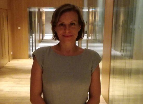Professor Agnieszka Orzelska-Stączek